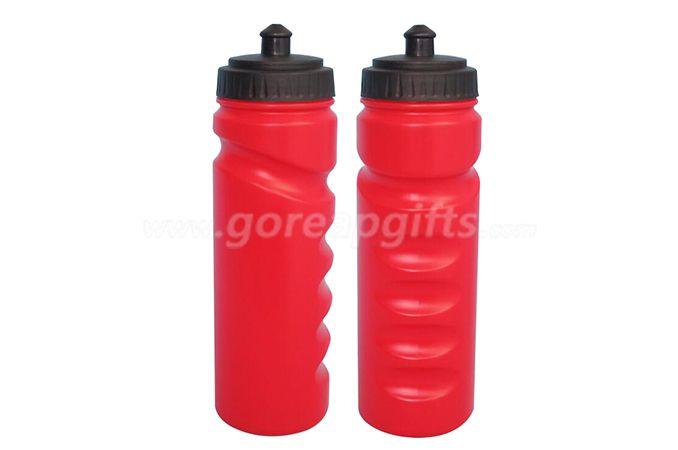 cheapest PET plain sports drink bottle for promotion
