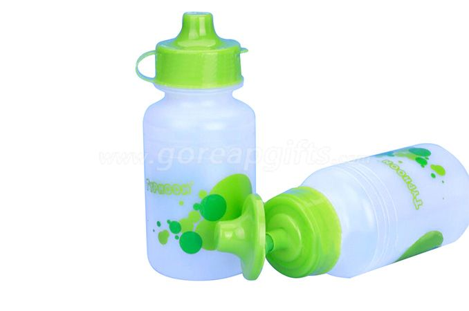 Kids Plastic PE Type 450ml Joyshake Pet Sports Water Bottle