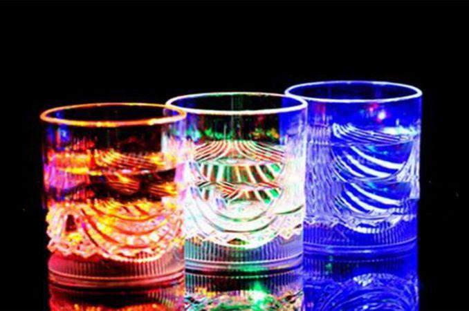 LED Plastic Cup