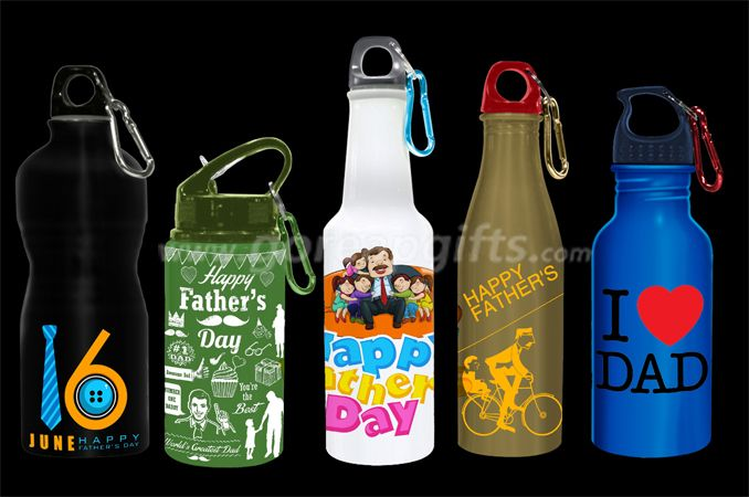 Promotional gifts color changing sports aluminum water bottles