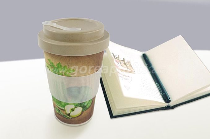 full bamboo coffee mug with bamboo lid bamboo lid coffee mug
