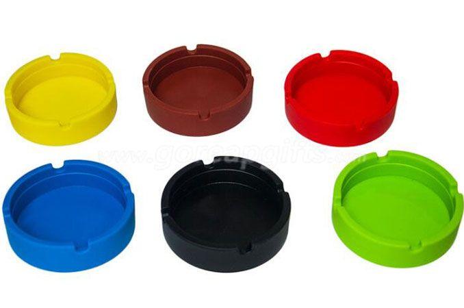 pop fashion silicone ashtray,rubber pocket ashtray