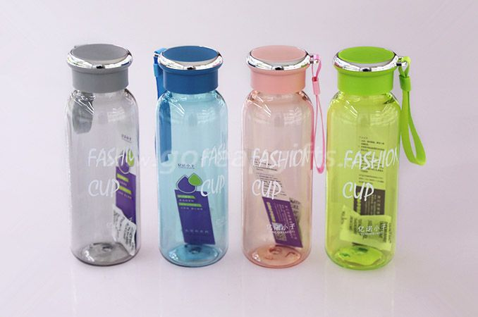 Factory produce Foodgrade FDA approved sports travel plastic water bottless