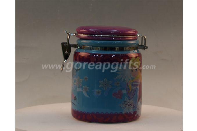 Kitchenware Ceramic soup jar  port manufacture