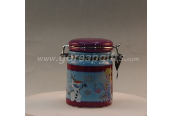 Kitchenware Ceramic soup jar ceramic  port manufacture