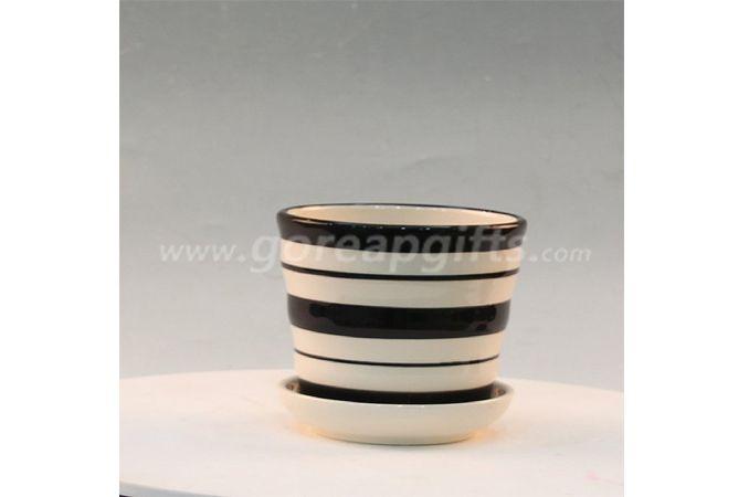 Ceramic flower vase  flower pot for Home&Garden