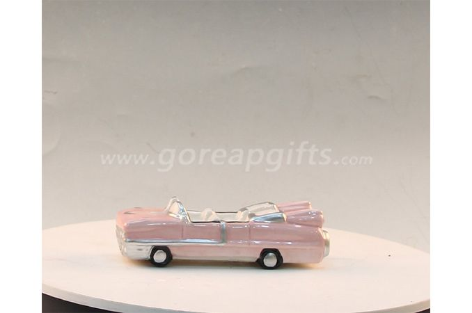 Creative pink car home decoration