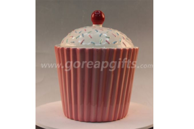 Cake home decoration ceramic ware