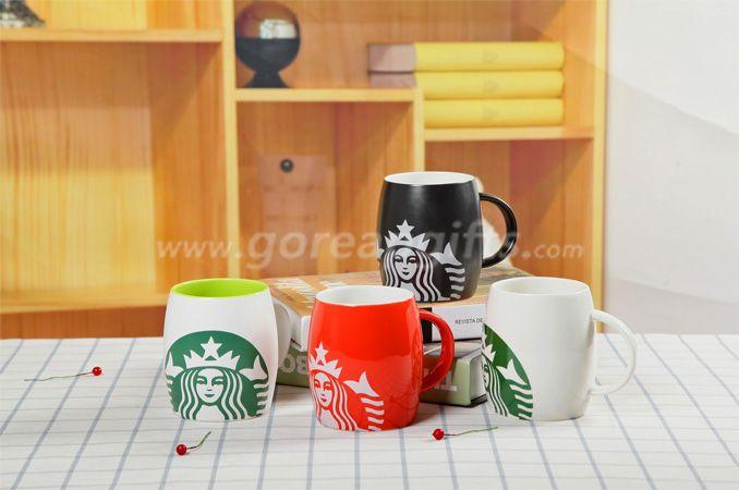 16oz starbuck ceramic coffee mug