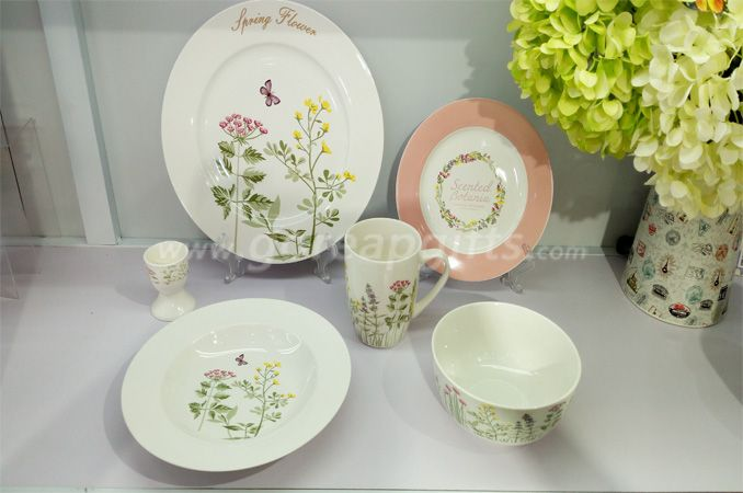 High Quality New Design  dinner set, Wholesale ceramic dinnerware tableware