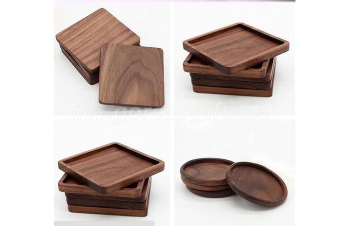Factory Sale super quality plain wood mugs cups coasters