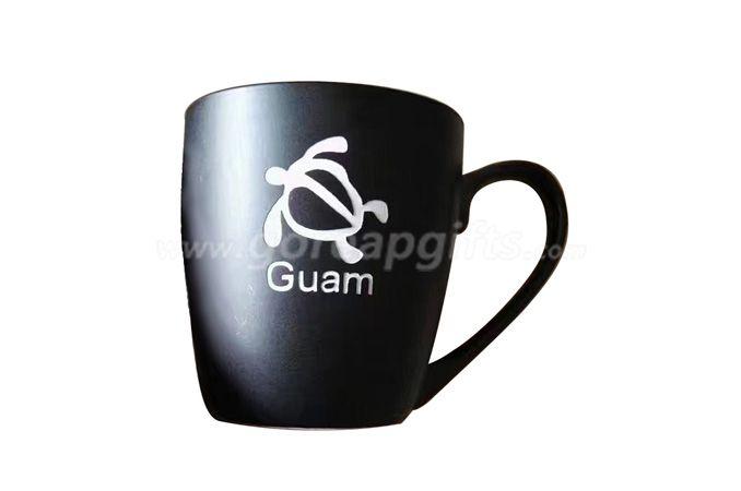 Hot selling ceramic cup wholesale  embossed ceramic coffee mugs